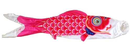 Red-Koinobori-Carp-Wind-Sock-79-inch-0