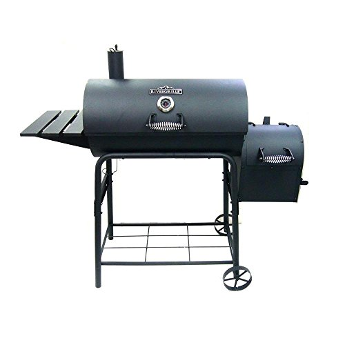 RiverGrille-29-INCH-Grill-Smoker-0