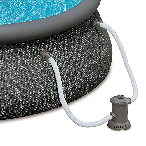 SUMMER-WAVES-12-x-36-Quick-Set-Ring-Above-Ground-Pool-with-Pump-0-0
