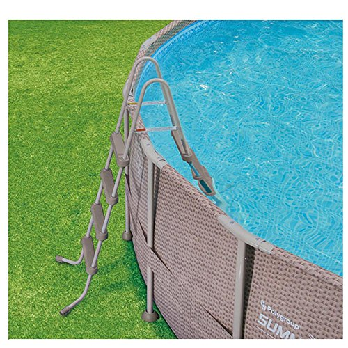 SUMMER-WAVES-Elite-Wicker-Print-16-x-48-Above-Ground-Frame-Pool-Set-w-Pump-0-0