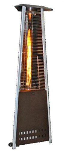 SUNHEAT-International-SUNH0-Contemporary-Triangle-Design-Portable-Propane-Patio-Heater-with-Decorative-Variable-Flame-Golden-Hammered-0