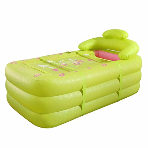 SYHY-Inflatable-Pool-Bathtub-Thicken-Adult-Bathtub-Folding-Bathtub-Bathtub-Bathewith-Pillowpink-0