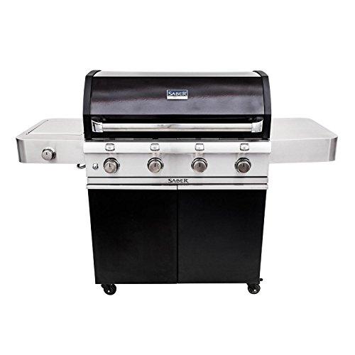 Saber-Grills-R67CC1117-Cast-Black-4-Burner-Cart-0
