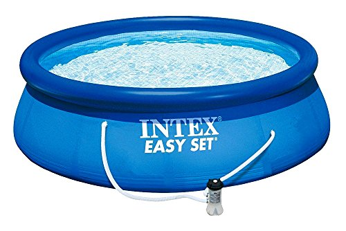 Skroutz-Swimming-Pool-Set-With-Filter-Pump-8-x-30-330-GPH-GFC-Pools-Inflatable-Outdoor-Garden-Waters-Sports-Game-Easy-Set-Durable-0