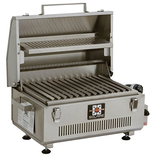 Solaire-SOL-IR17MWR-Marine-Grade-Portable-Infrared-Propane-Gas-Grill-with-Warming-Rack-Stainless-Steel-0