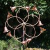 Stanwood-Wind-Sculpture-Kinetic-Copper-Dual-Spinner-Tumbling-Flowers-0-0