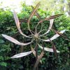 Stanwood-Wind-Sculpture-Kinetic-Copper-Wind-Sculpture-Dual-Spinner-Dancing-Willow-Leaves-0