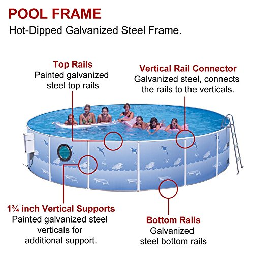 Swim-N-Play-15ft-x-36in-Above-Ground-Pool-Package-with-Port-Hole-0-2