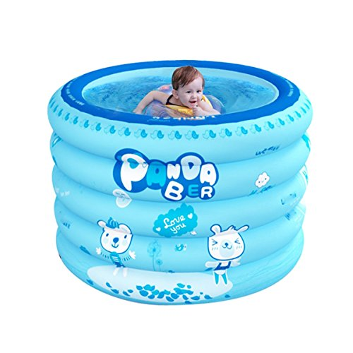 TYCGY-Baby-Swimming-PoolChildrens-Simple-Inflatable-Bathtub-0-2