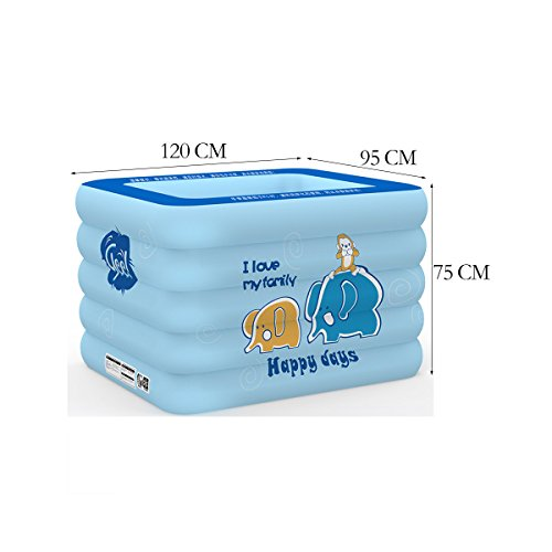 TYCGY-Childrens-Bath-BarrelSwimming-PoolBaby-Folding-Pool-0-0