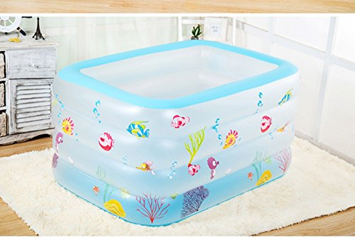 TYCGY-Childrens-Simple-Inflatable-BathtubBaby-Swimming-Pool-0-0