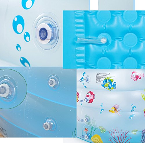 TYCGY-Childrens-Simple-Inflatable-BathtubBaby-Swimming-Pool-0-1