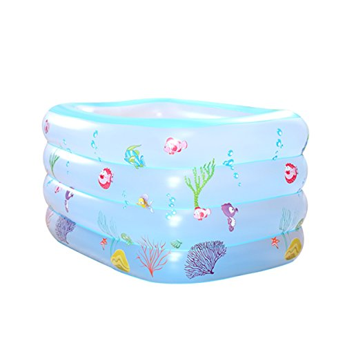 TYCGY-Childrens-Simple-Inflatable-BathtubBaby-Swimming-Pool-0