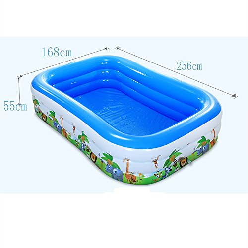 TYCGY-Family-Deluxe-Pool-Inflatable-Pool-Bathtub-Play-Pool-Thick-and-durable-childrens-family-available-Oversized-bath-pool-0-0