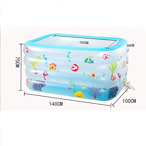 TYCGY-Infant-Pool-Inflatable-Thick-Newborn-Swimming-Pool-Home-Kids-Indoor-Paddling-Pool-Baby-Pool-size14010075cm-0-0