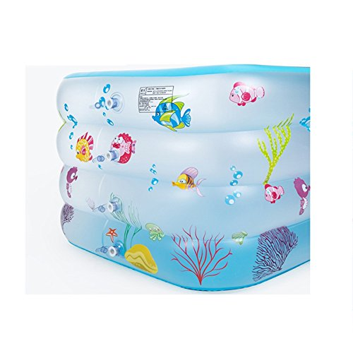 TYCGY-Infant-Pool-Inflatable-Thick-Newborn-Swimming-Pool-Home-Kids-Indoor-Paddling-Pool-Baby-Pool-size14010075cm-0-2
