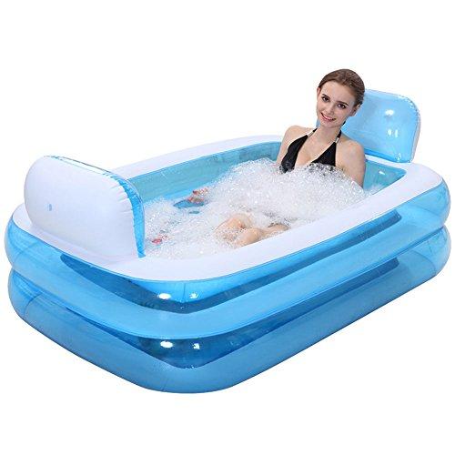 TYCGY-Plastic-Inflatable-Bathtub-Folding-Bathtub-Thicken-Adult-Bathtub-Childrens-Bathtub-Tub-Bathtub-Bathtub-0-2