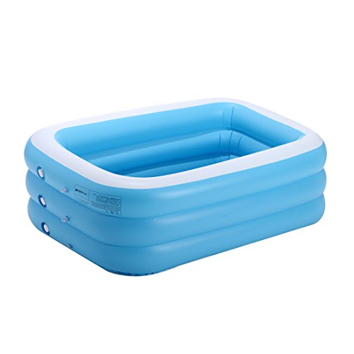 TYCGY-Rectangular-PoolBaby-Family-Swimming-PoolThick-Material-Swimming-Pool-Children-51-Inch-0
