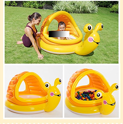 TYCGY-Snail-Swimming-Pool-Infant-Ocean-Ball-Pool-Fence-Inflatable-Ball-Pool-Play-House-Baby-Toys-14510274cm-0-1