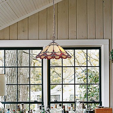 Tiffany-Pendant-Light-with-2-Lights-in-Warm-Light-Red-Edge-0-2