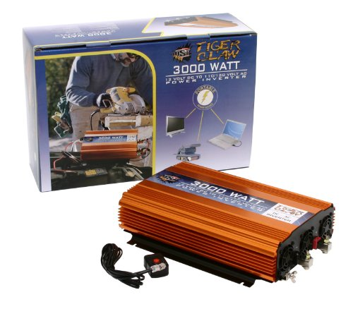 Tiger-Claw-3000-Watt-Power-Inverter-DC-AC-6000-Watt-Peak-Power-Car-Truck-0