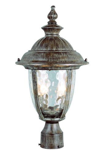 Trans-Globe-2-Light-Outdoor-Post-5903-Brt-Burnished-Rust-5903BRT-0