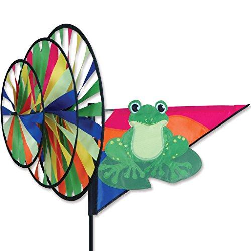 Triple-Spinner-Green-Frog-0