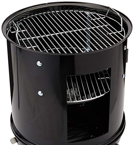 Weber-Smokey-Mountain-Cooker-Charcoal-Smoker-Black-0-0