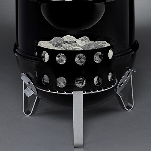 Weber-Smokey-Mountain-Cooker-Charcoal-Smoker-Black-0-2