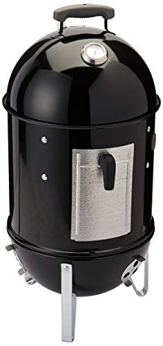 Weber-Smokey-Mountain-Cooker-Charcoal-Smoker-Black-0