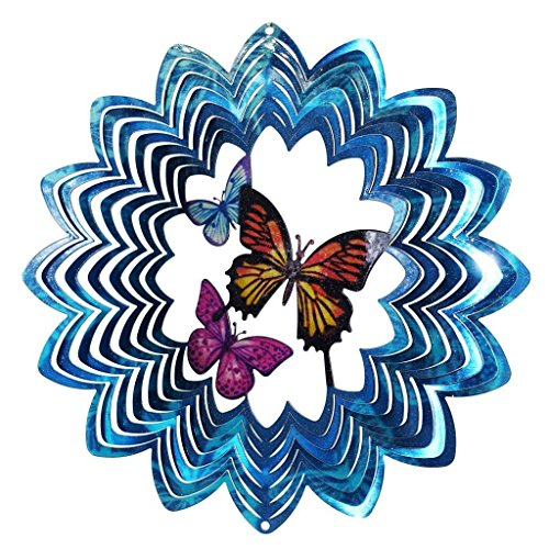 Wind-Spinner-Large-Multi-Color-3-Butterflies-0