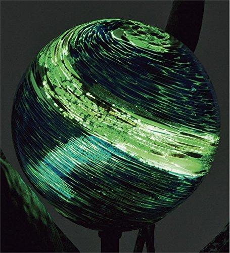Wind-Weather-KA6729-Glowing-Spiral-Outdoor-Hanging-Spinner-95-Diameter-x-10-H-Copper-Finish-0-0