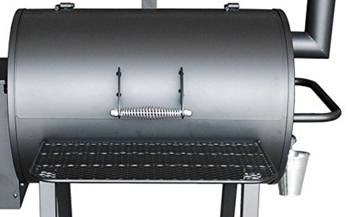 Wood-Pellet-Grill-Smoker-Outdoor-BBQ-Cooker-Patio-Kitchen-0-2