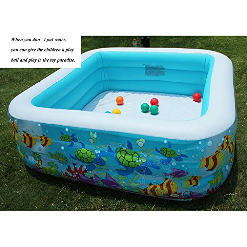 XiYunHan-Family-Swimming-Pool-Aquarium-Inflatable-Paddling-Pool-Ocean-Ball-Pool-Sand-Pool-Child-2-3-People-0-0
