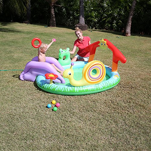 XiYunHan-Swimming-Pool-Inflatable-Ocean-Ball-Pool-Baby-Paddling-Pool-Child-Thicken-Sand-Pool-Garden-Color-0-0