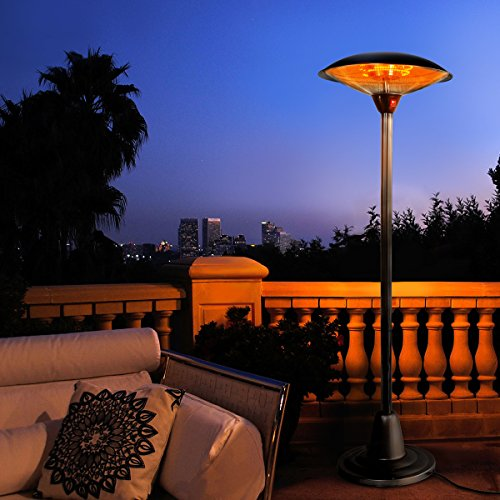 XtremepowerUS-Electric-1500-Watt-Outdoor-Patio-Infrared-Heater-with-Stand-0-0