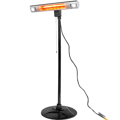 XtremepowerUS-Infrared-1500W-Patio-Heater-Wall-Mount-Free-Standing-Led-Light-0