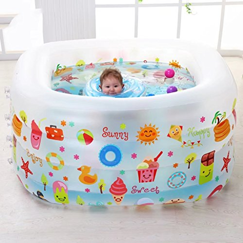 YZYC-Family-Inflatable-Pool-PVC-Baby-Swimming-Pool45X37X30-0-4