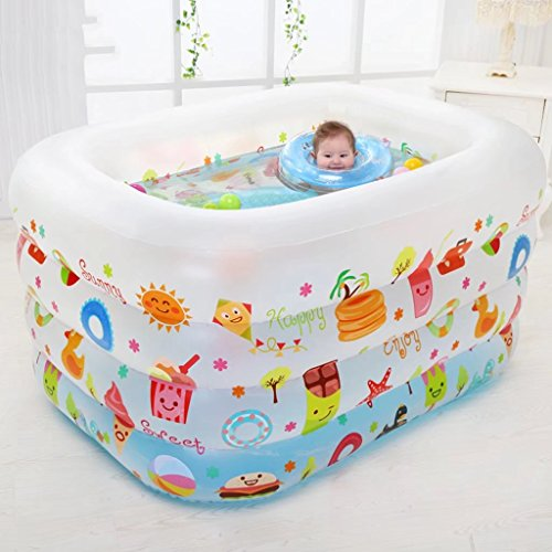 YZYC-Family-Inflatable-Pool-PVC-Baby-Swimming-Pool45X37X30-0-5