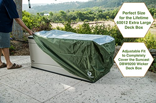 YardStash-Deck-Box-Cover-XL-to-Protect-Large-Deck-Boxes-Lifetime-60012-Extra-Large-Deck-Box-Cover-Suncast-DBW9200-Deck-Box-Cover-Rubbermaid-5E39-Deck-Box-Cover-Rubbermaid-wSeat-Deck-Box-Cover-0-0