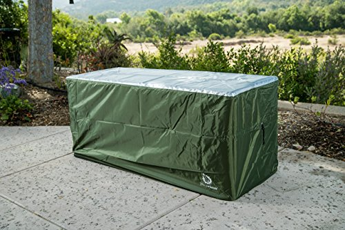 YardStash-Deck-Box-Cover-XL-to-Protect-Large-Deck-Boxes-Lifetime-60012-Extra-Large-Deck-Box-Cover-Suncast-DBW9200-Deck-Box-Cover-Rubbermaid-5E39-Deck-Box-Cover-Rubbermaid-wSeat-Deck-Box-Cover-0-1
