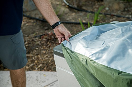YardStash-Deck-Box-Cover-XL-to-Protect-Large-Deck-Boxes-Lifetime-60012-Extra-Large-Deck-Box-Cover-Suncast-DBW9200-Deck-Box-Cover-Rubbermaid-5E39-Deck-Box-Cover-Rubbermaid-wSeat-Deck-Box-Cover-0-2