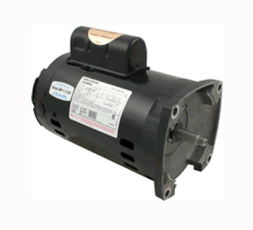 Zodiac-R0445101-34-HP-Single-Speed-Motor-Replacement-for-Zodiac-SHPF-Series-Stealth-Pump-0