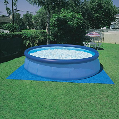oldzon-15-x-42-Inflatable-Easy-Set-Above-Ground-Swimming-Pool-wLadder-Pump-With-Ebook-0-1