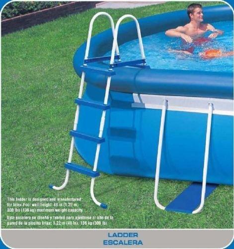 oldzon-20-x-12-x-48-Oval-Frame-Pool-Set-w1500-GPH-Filter-Pump-V-TRAP-Vac-With-Ebook-0-2