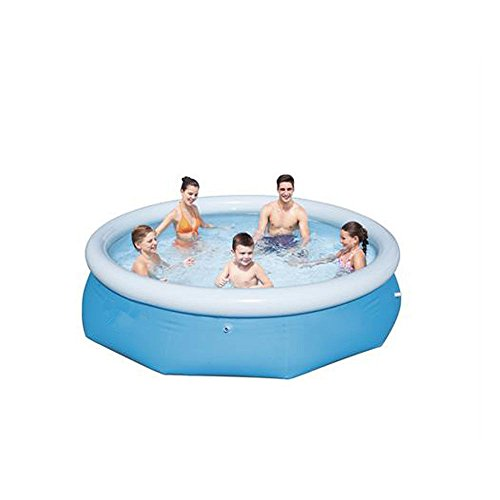 oldzon-Above-Ground-Inflatable-Ring-Style-Swimming-Pool-Kit-with-Repair-Patch-With-Ebook-0